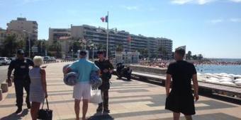[02/08] Colis suspect plage du Veillat à St-Raphaël: une partie de la zone évacuée | Puget sur Argens | Scoop.it