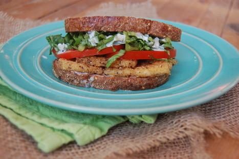 Bad Ass Vegan Fish Sandwich   Veganism   Scoop.it