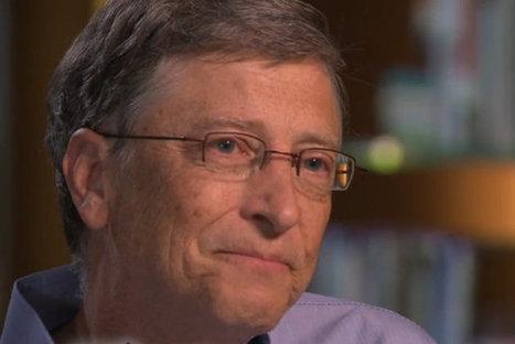 Bill Gates quitte la présidence de Microsoft | Actu com' | Scoop.it