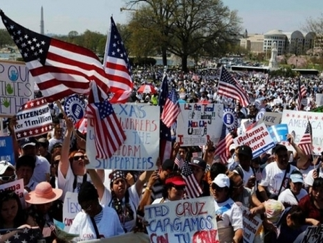 2013 Immigration Reform: Hispanics and African Americans Form Coalition to Demand Reform to U.S. Immigration Law | Hispanic Immigration | Scoop.it