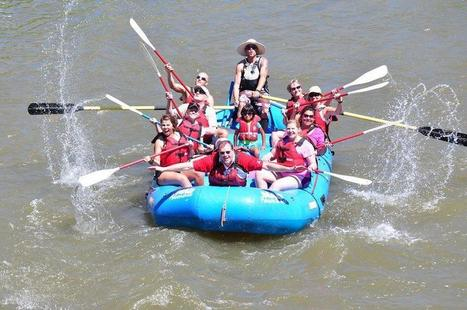 Popular Colorado Rafting Trips with Mad Adventures | White Water Rafting Colorado Adventures | Scoop.it