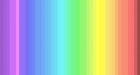 This fascinating test helps you find out how many colours you can see | Color, Vision, and Art | Scoop.it