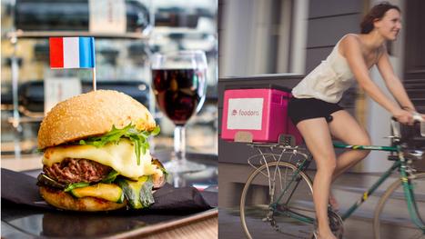 La livraison de repas à domicile passe à la vitesse supérieure | Click & Mortar | Scoop.it