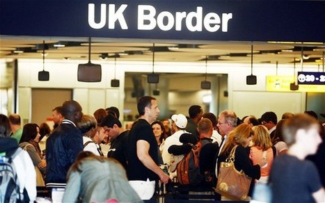 New immigration figures prompt 'back door to Britain' fears | ESRC press coverage | Scoop.it
