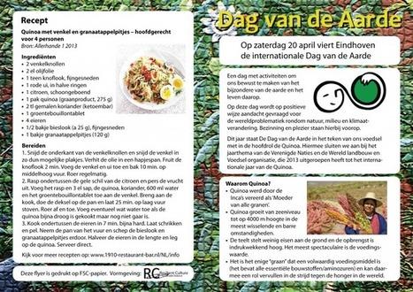 Dag van de Aarde – 20 en 21 april - Transition Town Eindhoven   Permacultuur in Nederland   Scoop.it