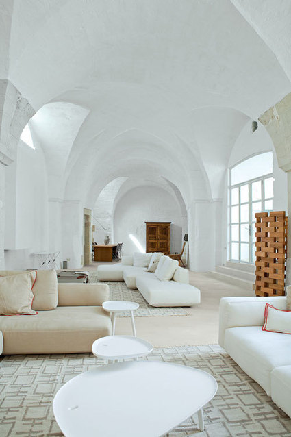 A RENOVATED VACATION HOME IN AN OLD MILL | Décorations en tous genres | Scoop.it