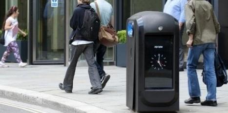 Des poubelles collectant des données font scandale à Londres | BIG DATA | Scoop.it