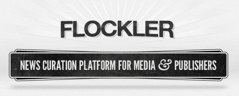 Can social media create the news? Flockler launches. TNW   Curating the internet   Scoop.it