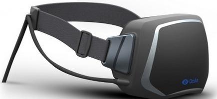 Oculus Rift VR headset Kickstarter launches | KurzweilAI | Knowmads, Infocology of the future | Scoop.it