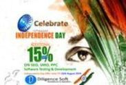 Diligencesoft Services Pvt Ltd independence day offer | Professional SEO Services in India | Scoop.it