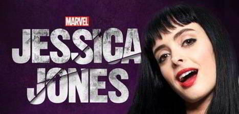 Jessica Jones : la saison 1 en coffret DVD le 7 décembre | Nalaweb | Scoop.it