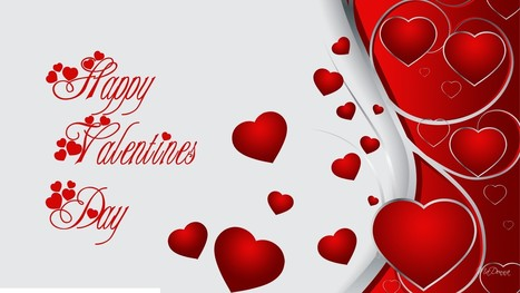 Symbols of Valentine's Day Be Mine Hearts HD Wallpapers Images | Cool HD & 3D Wallpapers - Free Download | Scoop.it