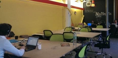 J'ai testé le coworking, un espace de travail partagé | Revue des Espaces Co... ici et ailleurs | Scoop.it