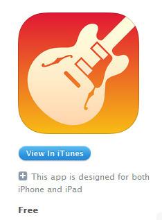 GarageBand - FREE | iPads in the classroom | Scoop.it