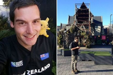 Former barista and massive Pokémon GO fan has realised the dream of millions | Strange days indeed... | Scoop.it