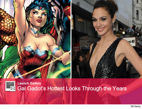 "Boob Backlash Over Gal Gadot Playing Wonder Woman | tooFab.com | ""FOLLIEWOOD"" 
