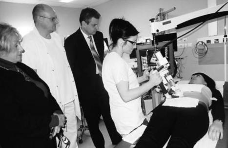 Lannemezan. Une première à l'hôpital en télémédecine | Actualités générales et du secteur | Scoop.it