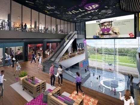 A quoi ressemble le centre commercial du futur ? | Dans l'actu | Doc' ESTP | Scoop.it