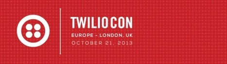 TwilioCon brings the best of Twilio to Europe on October 21st - The Rude Baguette | Cloud Telephony | Scoop.it