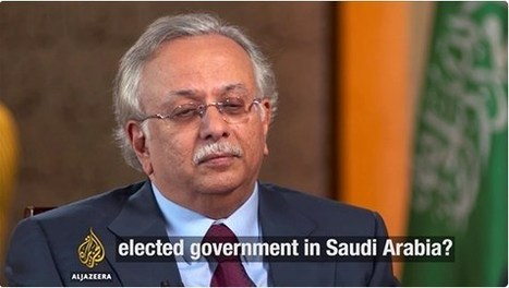 Watch A Saudi Ambassador Squirm Through A Brutal Interview - Intifada Palestine   Global Politics   Scoop.it