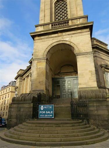 THE CRACKEN AWAKES ... COMMUNITY BACKS St STEPHEN'S BID | Broughton Spurtle | Today's Edinburgh News | Scoop.it