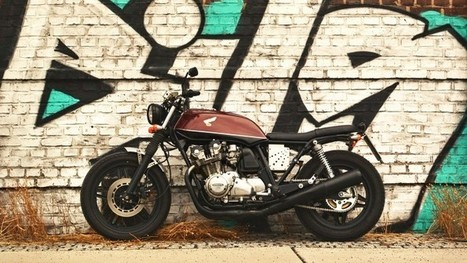 the Bike Shed » Cafe2Ride CB750 | Cafe Racers | Scoop.it