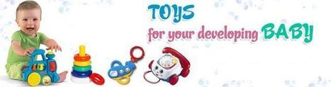 Find Innovative, Durable and Good Quality Toys from Toy Stores in Noida | Baby Toys Online | Scoop.it