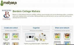 Using Mahara – Working with Placements at Borders College : JISC RSC-Scotland Showcase | e-Portfolios in practice | Scoop.it