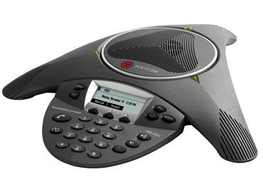 Soundstation IP 6000 : vos conférences sur IP pour petites et  moyennes salles | ...!a VoIP, votre moyen sûr de Gain de Productivité et d'Efficacité ! | Scoop.it