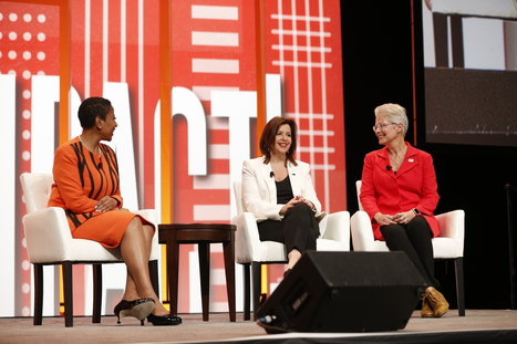Making #Gender Balanced #Leadership a Reality | Women in Business | Scoop.it