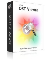 Free Software to Read Information from Outlook OST Files | Social Networking | Scoop.it