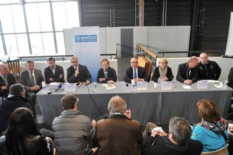AGRICULTURE, la première politique de la Région dévoilée - Région Grand Est | L'actu agricole dans la Marne et la région | Scoop.it