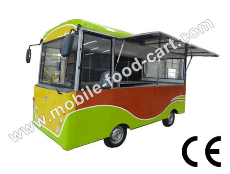 Bus Type Food Cart,Custom a Mobile Restaurant for You! | Amisy Mobile Food Cart | Scoop.it