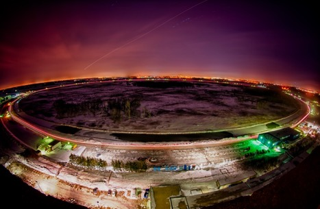 Tantalizing Signs of Higgs Boson Found By U.S. Tevatron Collider | FutureChronicles | Scoop.it