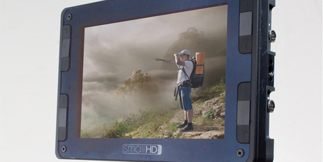SmallHD at NAB 2014 • LensProToGo Labs | Monitor Calibration at your facility ! Can DO! 310-980-3229 | Scoop.it