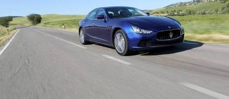 Maserati Ghibli : elle casse les prix   Auto , mécaniques et sport automobiles   Scoop.it