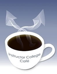 Instructor College Café   MLibrary   Information Literacy   Scoop.it