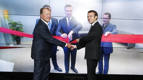 Paris, terre d'accueil privilégiée des centres d'innovation | Inria dans la presse en ligne | Scoop.it