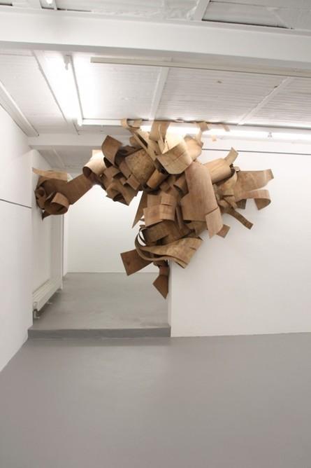 today in art » Parasitic Installations by Dennis Feddersen | IndoorInstallations | Scoop.it