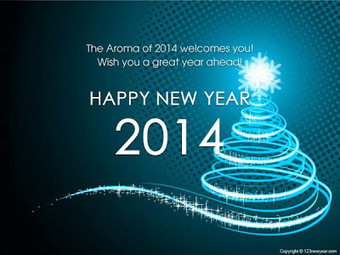 Happy New Year 2014 Wishes | Technology Web | Scoop.it
