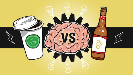 Drink Beer for Big Ideas, Coffee to Get Them Done | Creativity and Learning Insights | Scoop.it
