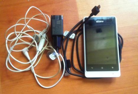 iPhone 4 Black 32GB, Xperia Go White | diễn đàn rao vặt, thương mại điện tử | Scoop.it
