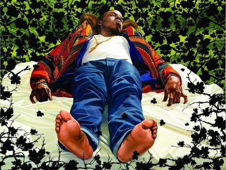 KEHINDE WILEY, « LAMENTATION », PETIT PALAIS PARIS | art move | Scoop.it