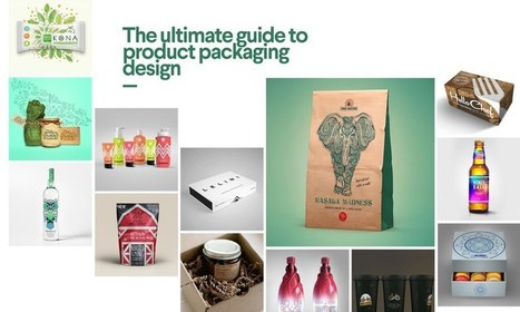 The ultimate guide to product packaging design - 99designs Blog | Public Relations & Social Media Insight | Scoop.it