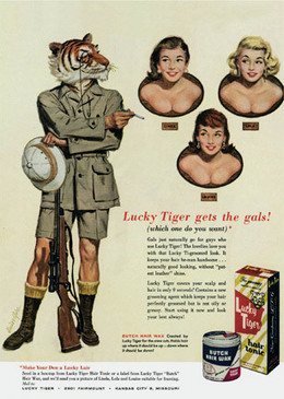Sexist, Silly, Sublime: Mad Men Era Ads - TIME | ciberpocket | Scoop.it