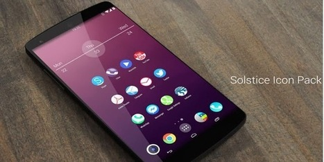 Solstice HD Theme Icon Pack 2.5 APK Free Download: MU Android APK | navin | Scoop.it