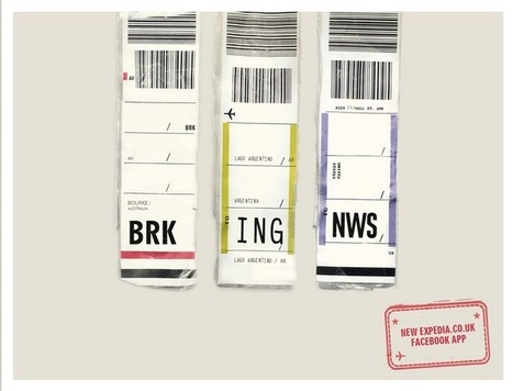Update: Expedia invites public to create their own luggage tag headlines | Compelling Selling | Scoop.it
