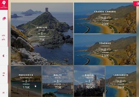 Interfaces touristiques, du neuf dans la recherche   eTourisme Feng Shui   E-Tourisme   Scoop.it