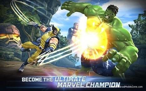 Marvel Contest of Champions 1.1.0 Mod Apk (Unlimited Money)   hlo   Scoop.it