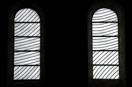 Souvenez-vous... quand Conques rejetait les vitraux de Soulages   L'info tourisme en Aveyron   Scoop.it